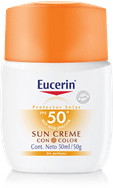 Eucerin Sun Crema Coloreada FPS 50+